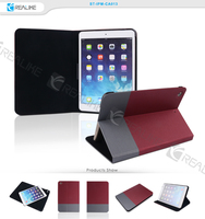 For ipad mini 4 case,ultra thin colorful shaping leather case