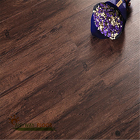 Wood Design PVC Vinyl Tile Sheets Types of Plank Flooring Covering