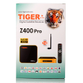 Tiger Z400 pro Whosale mini HD video DVB-S2 e digital set top box