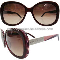 Fashion Acetate Sunglass Gradient Cr39 Lens