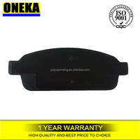 [ONEKA]Auto parts market in guangzhou brake pads for Pontiac