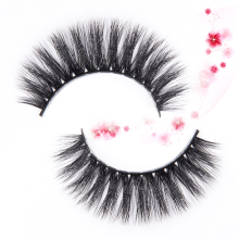 Cheap 3D Synthetic Lashes Wholesale False Eyelashes 3D Faux Mink Eyelashes Custom Packaging