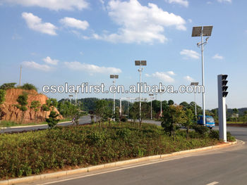 environmental- friendly 90w solar street light with hight quality