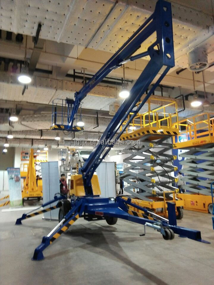 Small Boom Lift : Self propelled articulating boom lift small lifts