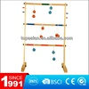 Ladder ball lawn toss golf game set