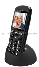 2.2inch high quality senior phone elder easy use mobile phone for old people