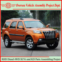 Chinese SUV 4x4 Manual for Sale