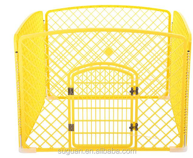 Hot sale iron fence dog kennel