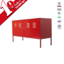 Office furniture high gloss cosmetic steel file storage cabinet