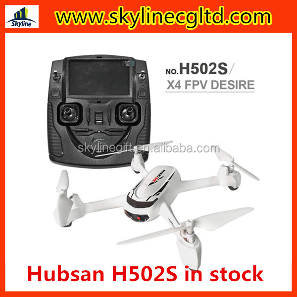 In stock rc drone quadcopter Hubsan X4 H502S