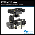 2015 newest drone gimbal feiyu 3 axis mini3D pro for gopro hero 4 drone gopro