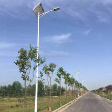 High quality new upgraded all in one energy saving high brightness solar street light