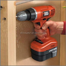 EPC14 percussion drilling machine, BLACK and DECKER impact drill cordless, DC14.4V electric hand impact drill