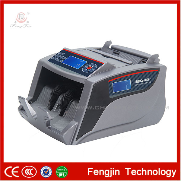 2828C UV/MG banknote value counter uv lamps money printing machine for sale