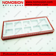 plastic box for CNC carbide inserts