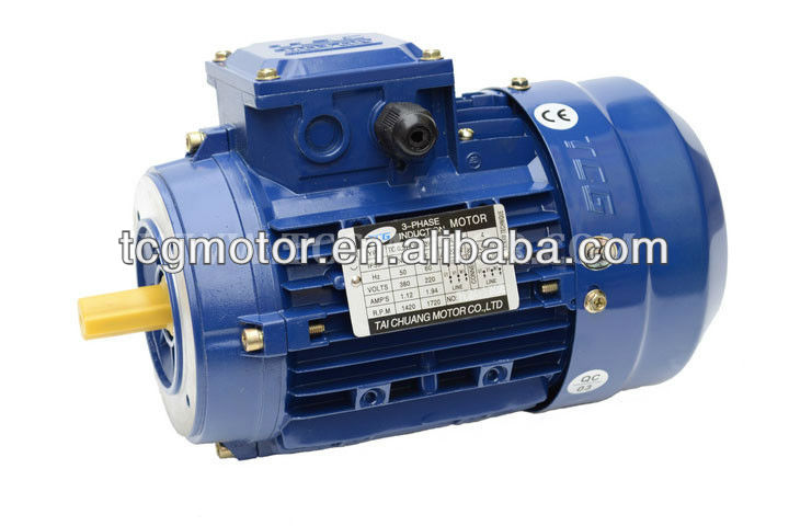 Electrical Three-phase AC Brake motor electromagnetic braking