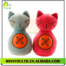 New Pattern Plush Custom Cat New Product For Christmas Gift