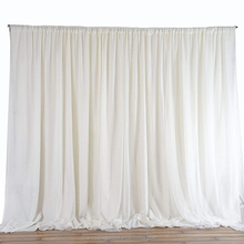 Decorations home wedding backdrop curtain drape for wedding event party
