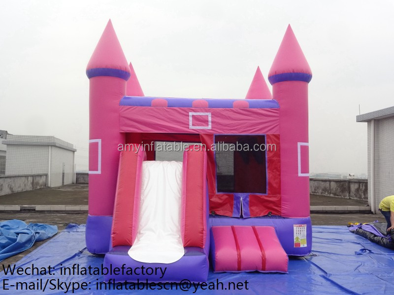 PK16031001 Inflatable bouncer slide combo kids inflatable jumper for party rental