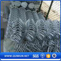 Professional design really factory used chain link fence for sale for green field protection