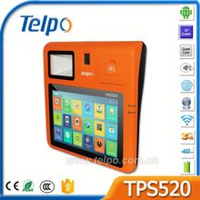 Telpo TPS520 Cashless Bills Payment Terminal Point of sales machine