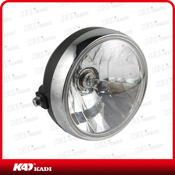 Motorcycle Spare Parts Motorcycle Head Light for AX-4