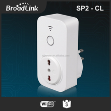 Broadlink SP2 CL Standard 2.4Ghz Wifi Countdown Timer Switch Socket Plug Controlled by Intelligent IOS Android