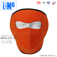Winter Sports Windproof Fleece Full Face Mask for Motorcycle and Bicycle and Skiing