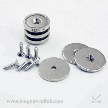 Amazing Quality Customized Super Strong Neodymium Magnets Screw