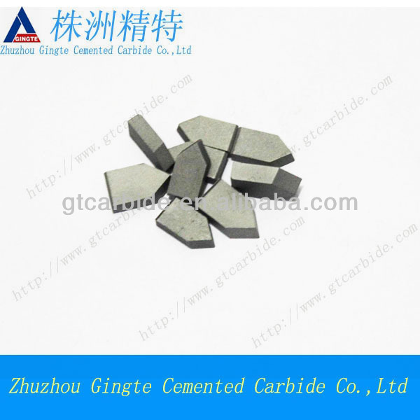cemented carbide cutting tips