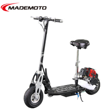 Portable Engine Powered Gas Scooters Gas Bicycle for Sale