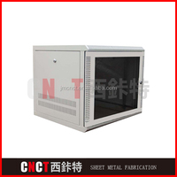 fabricate aluminium enclosure box with ISO gurraantee