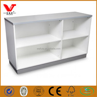 Modern design POS counter display,checkout counter for retail store