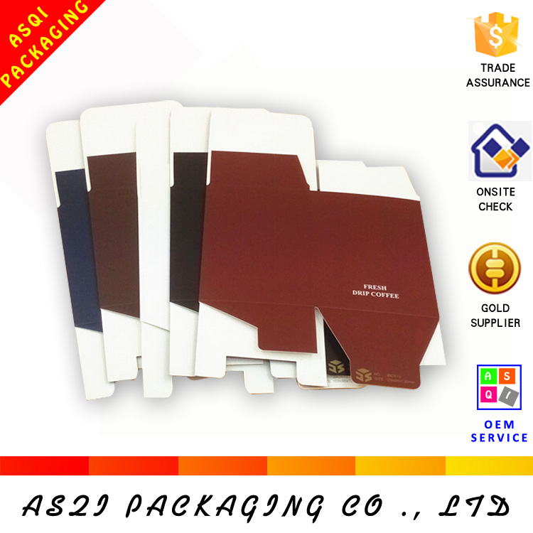 china factory custom recyclable gift packing cheap chocolate bar box