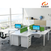 chipboard partition Office Desk Furniture Desk Partition LB-08