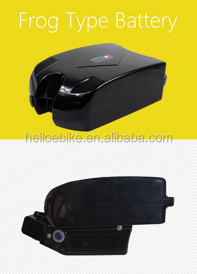 36V 10AH SEAT POST BATTERY BATTERY WITH CHARGER