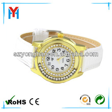 Free customized watch,new and hot fashion women watch top brand