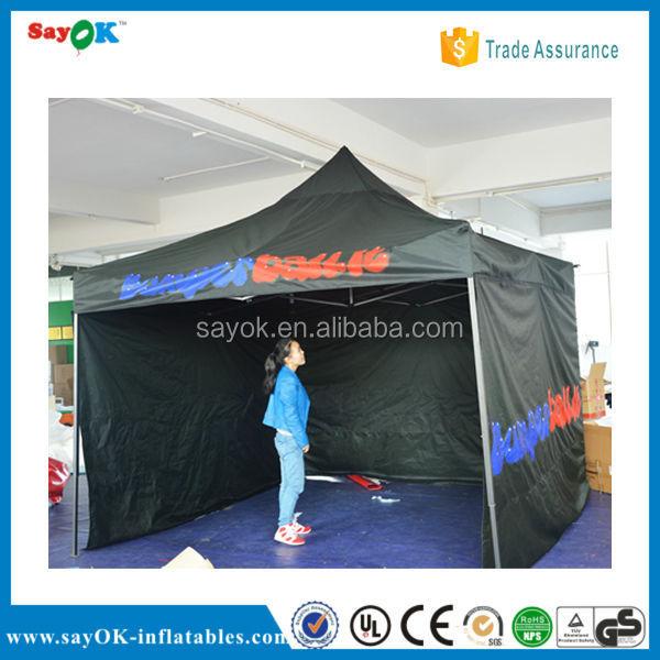 High Quality 10x10 Ez Up Canopy Tent/folding Tent & List Manufacturers of Black Ez Up Tent Buy Black Ez Up Tent Get ...