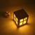 High quality wooden tea light candle holder