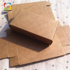 kraft paper material custom printed fancy lingerie packaging box