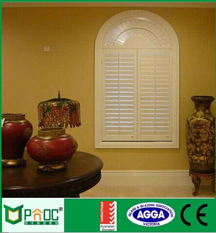 Aluminum metal secure window roller shutters with AS2047
