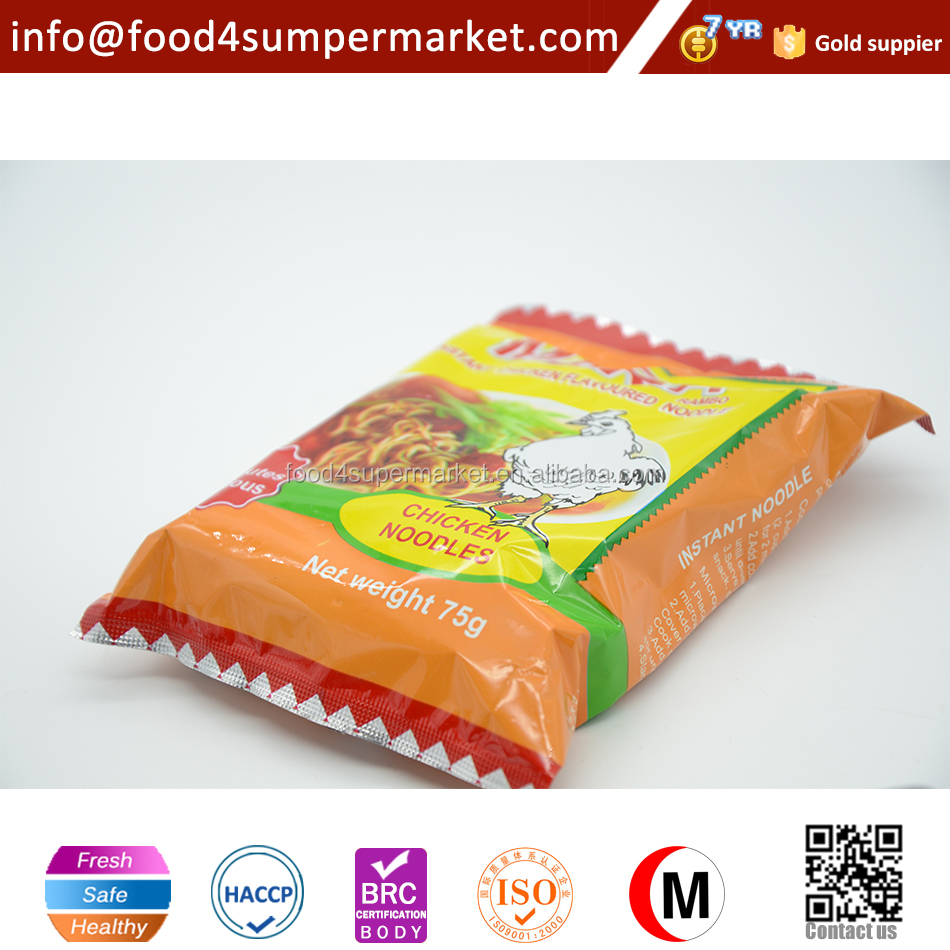 Chinese organic instant noodles, gluten-free instant noodles