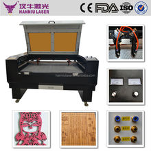 double laser heads co2 mobil sticker PVC laser cutting machine