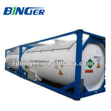 High Purity ISO Tank Gas Refrigerant R134a