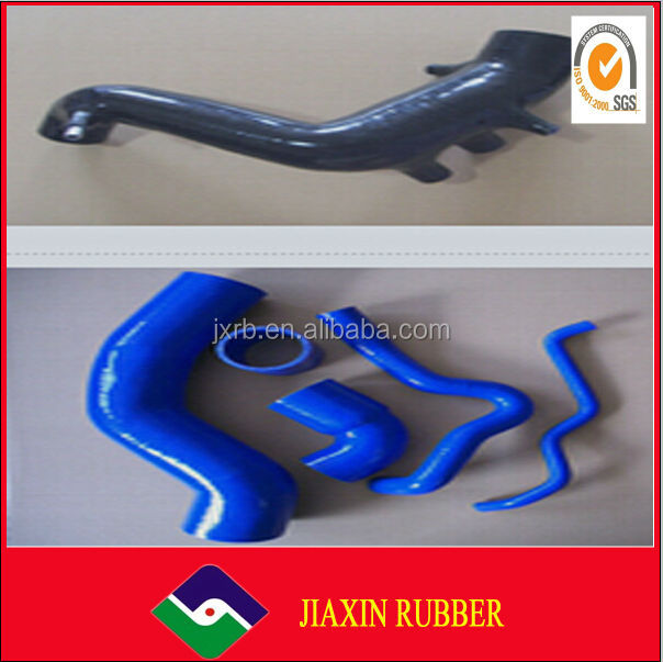 2014 Eco-friendly Flexible Customized Silicone Hose/90 degree elbow silicon rubber hose