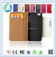 Wholesale magnetic belt clip leather case for iPhone 4