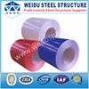 WEIDU Factory direct sale sanitary roofig sheet metal
