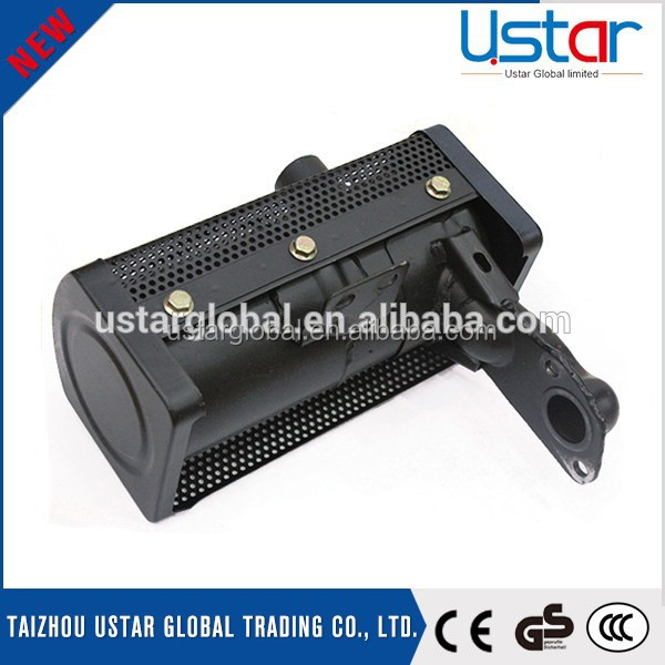 Universal Adjustable Remote Controlled Unit Engine Exhaust Muffler
