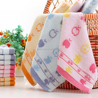 2015 new design wholesale terry hand-towel stocklots made in china