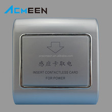 Cheaper price Hotel rooms Smart Insert contactless card for power
